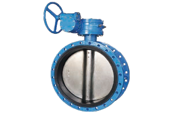 Double-Flanged-Butterfly-Valve