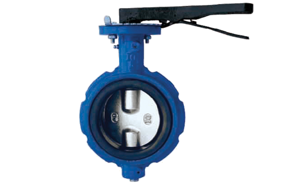 Notched-Type-Butterfly-Valve