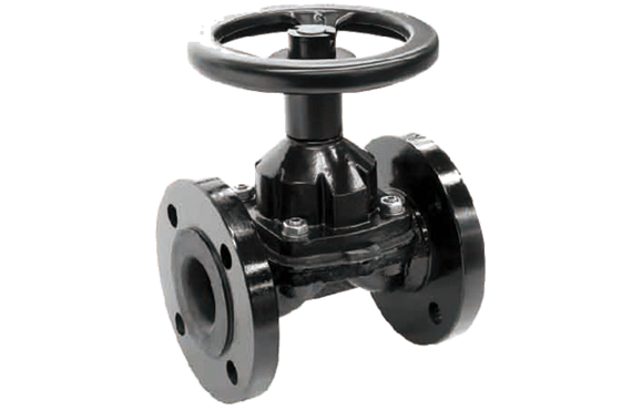 Straight Orifice Diaphragm Valve